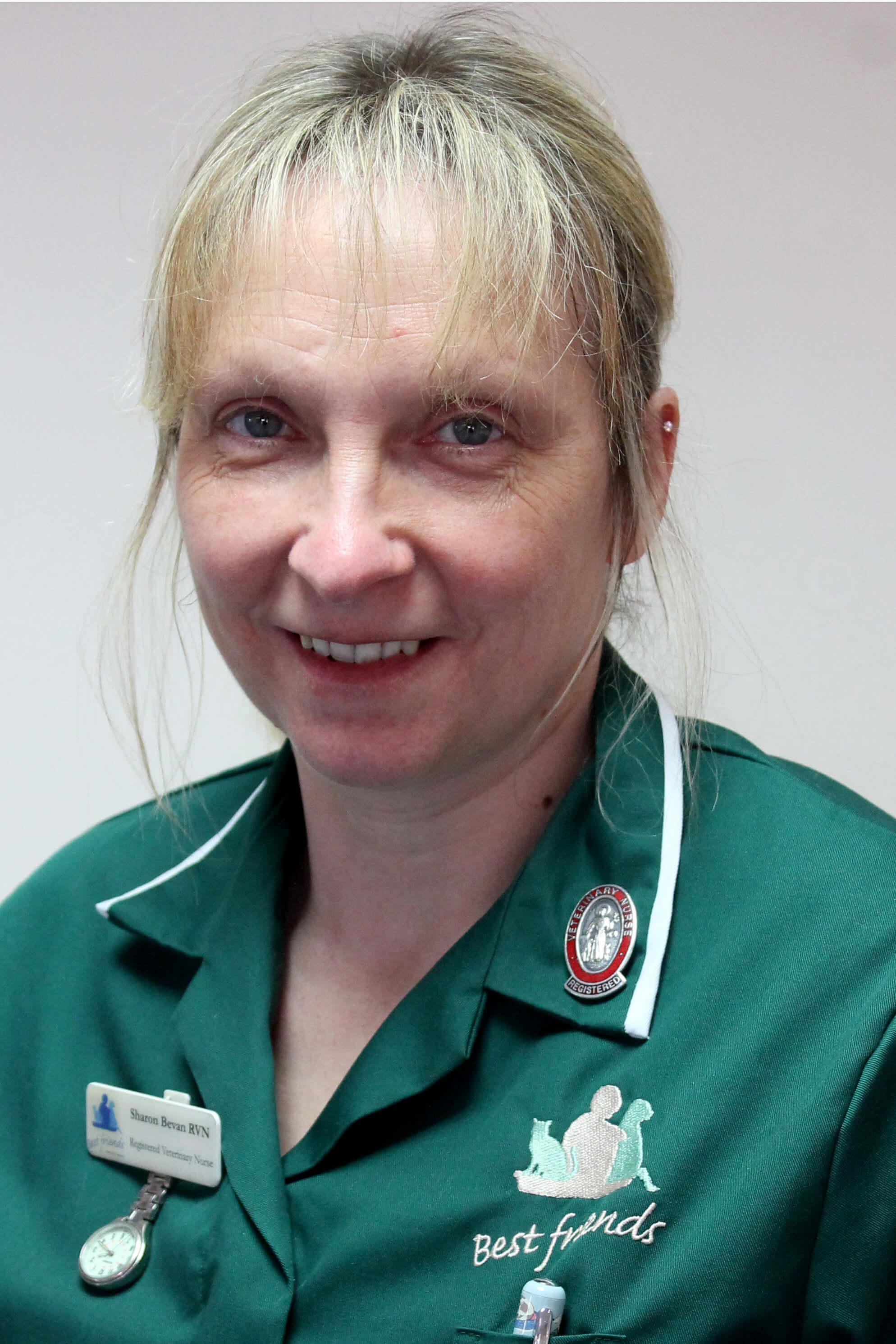 Sharon Bevan